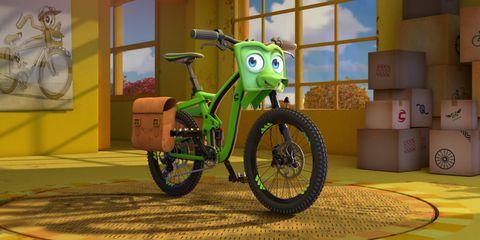 bikes pelicula