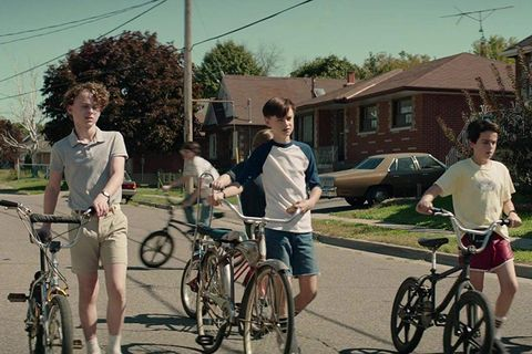 Get Ready to Drool Over the Amazing Vintage Bikes of the 'It' Franchise