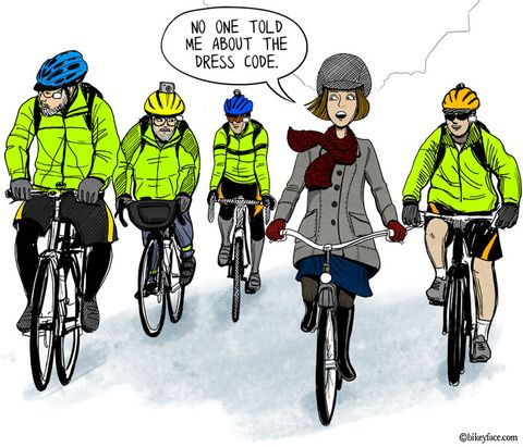 10 of Our Favorite Cartoons About Bikes