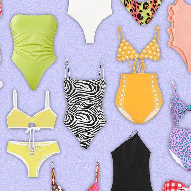 Hip Badpak.De 12 Badpak En Bikinitrends Van Deze Zomer