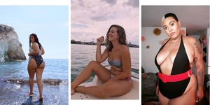 13 women who will inspire you to feel confident in a bikini, whatever your shape