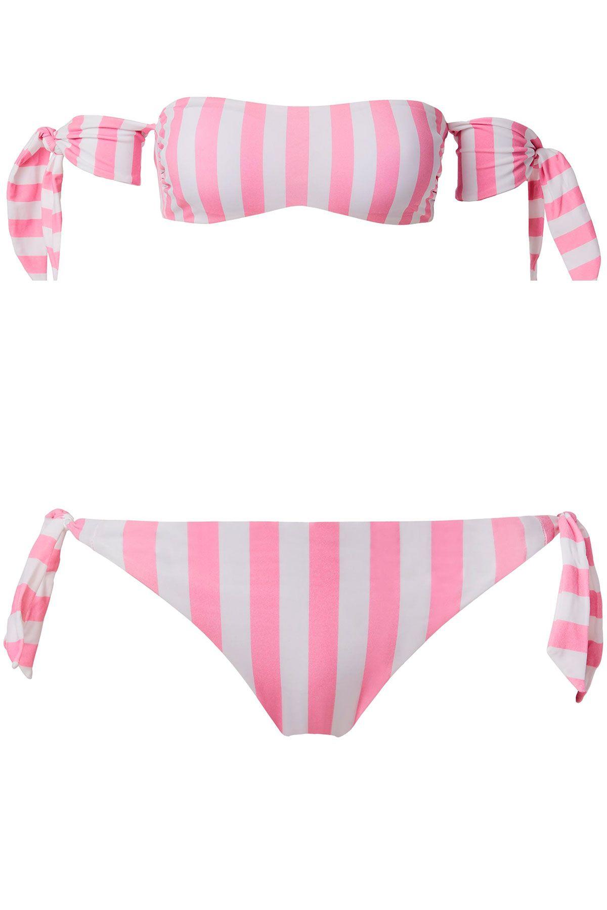Bikini rayas Calzedonia