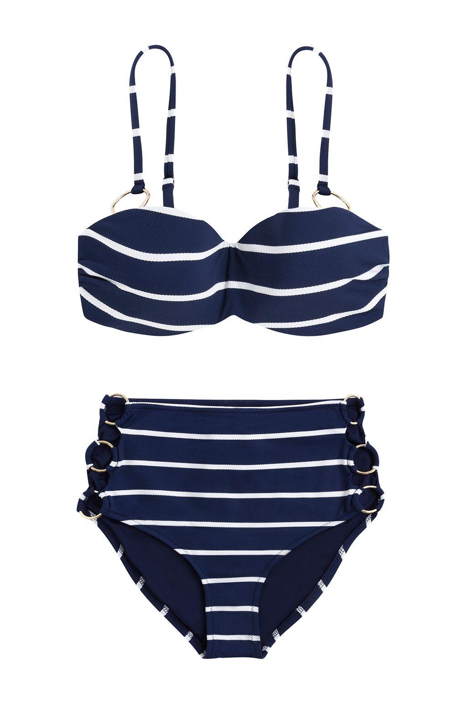 Así Rayas Las Marineras En Se Oysho Beachwear Colección Llevarán hQdrtsC