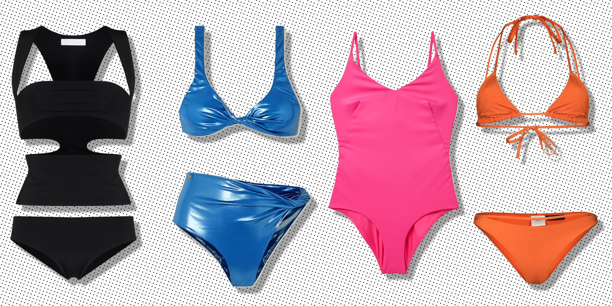 40 Of The Best Bikinis and Swimsuits You Need To Buy Now