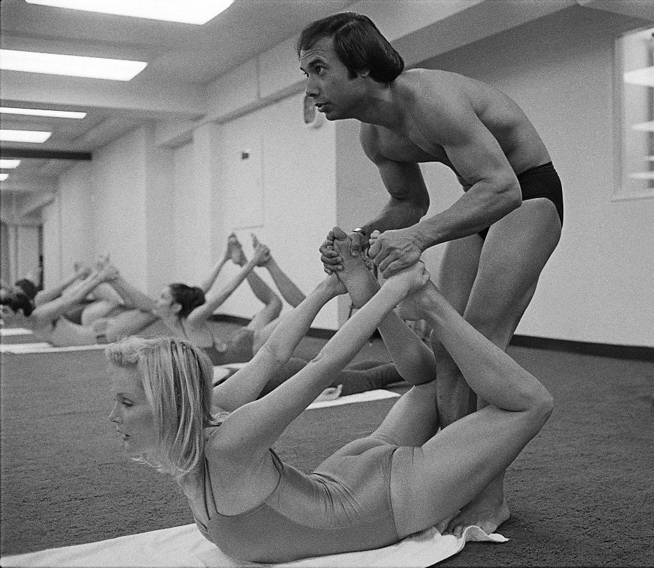 Se adelgazar yendo al gymnastics