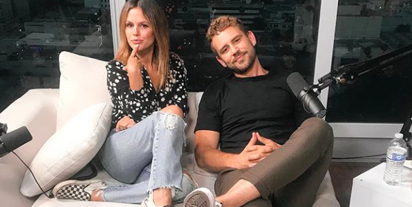 Nick Viall Just Gave an Update About His Relationship With Rachel Bilson