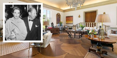 Bill And Babe Paley Four Fountains House Southampton