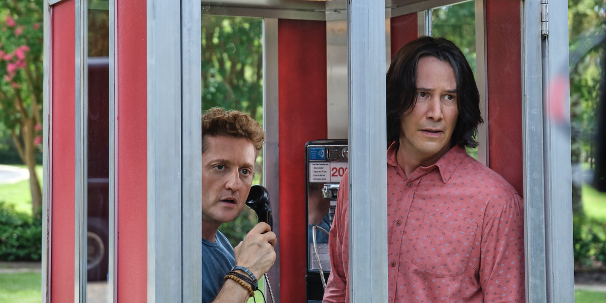 """Bill & Ted 3 director says duo will be """"saving all space and time"""" in new movie"""