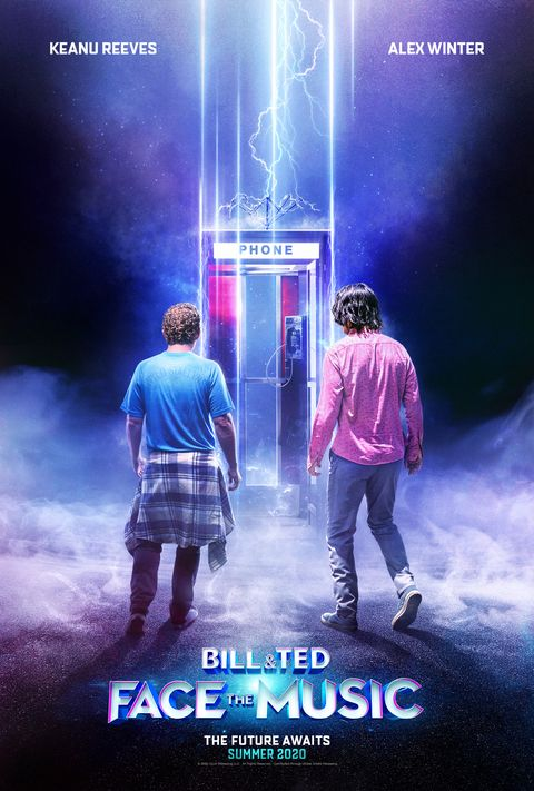 bill and ted face the music, keanu reeves, alex winter