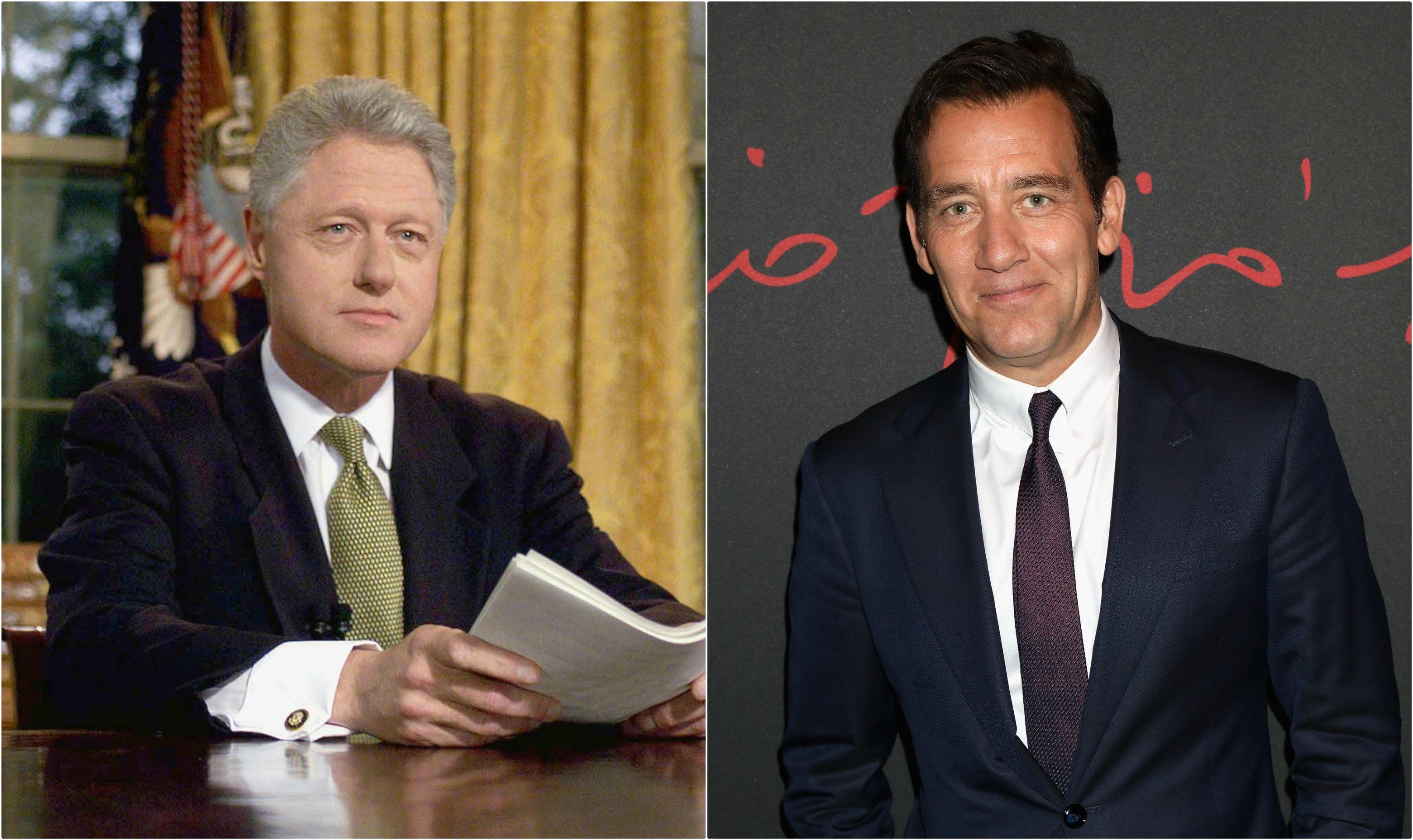 'Impeachment: American Crime Story': Clive Owen será Bill Clinton