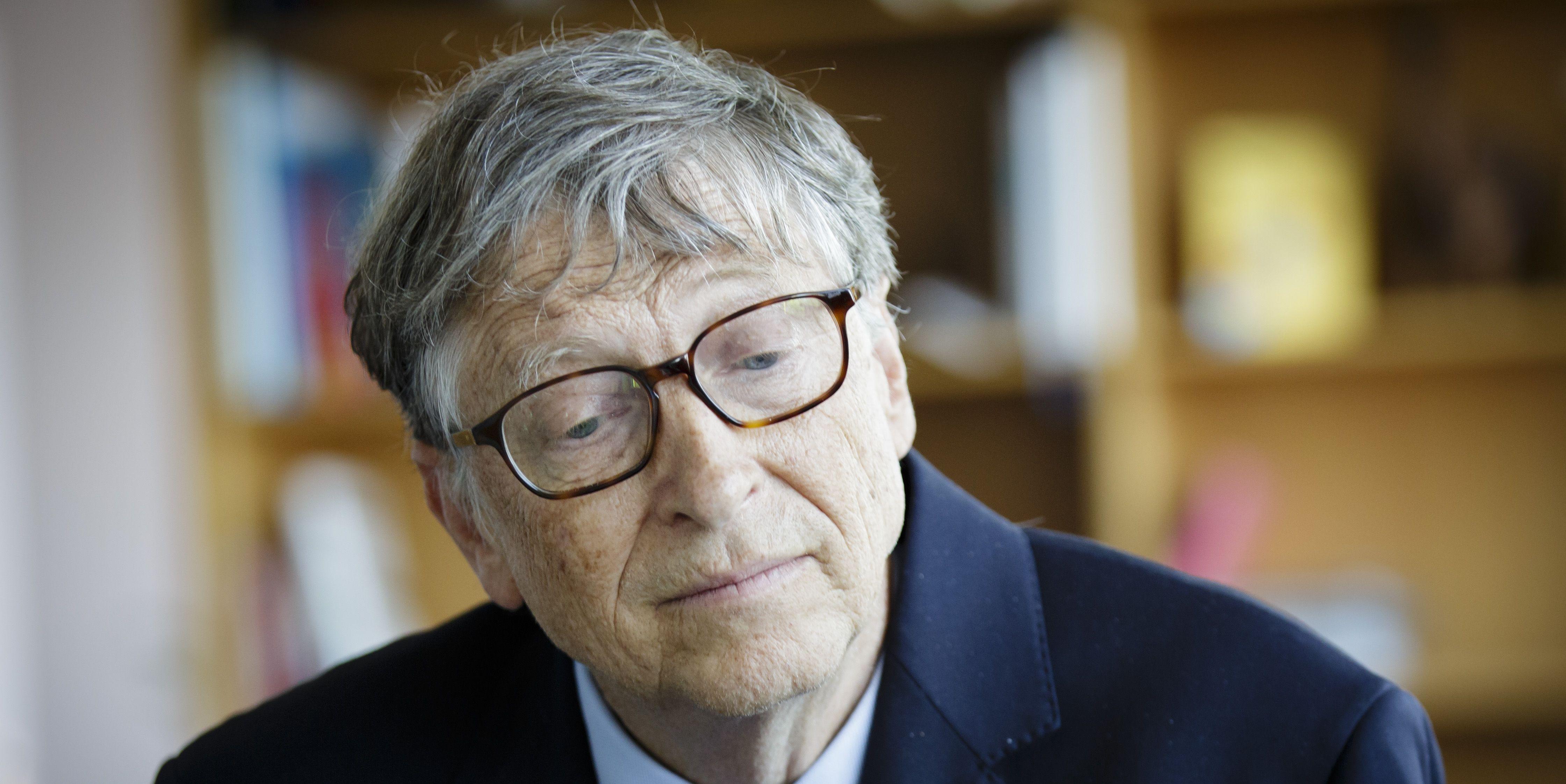 """Bill Gates: """"Estos son mis miedos..."""""""