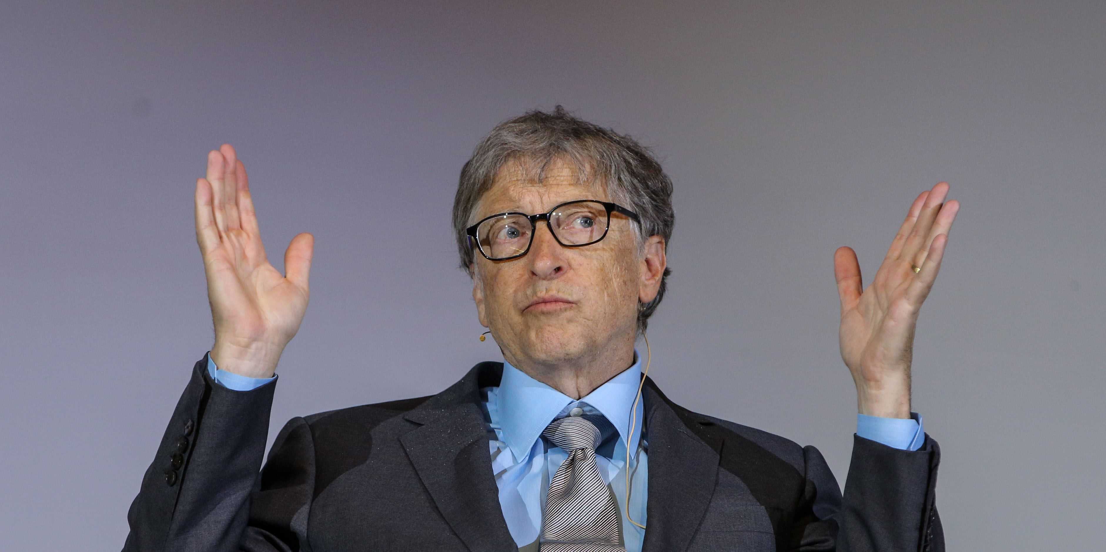 Bill Gates Wants Us to Eat 100% Synthetic Beef