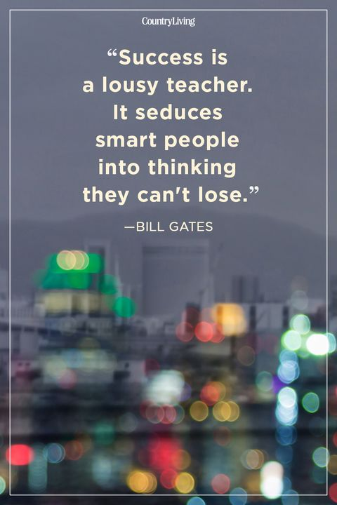 bill gates success quote