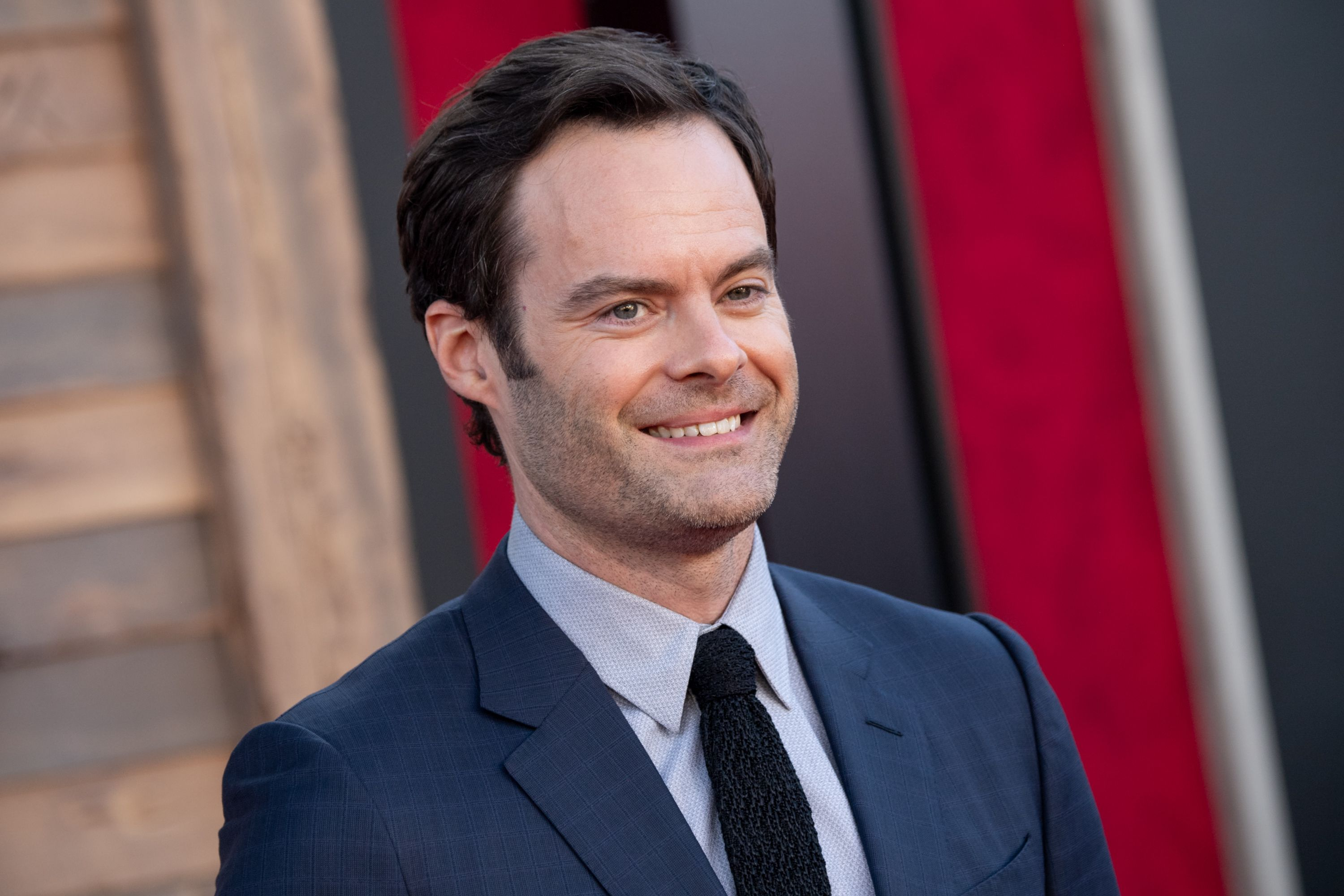 Bill Hader Shares the Advice for Managing Anxiety That Has 'Really Helped' Him