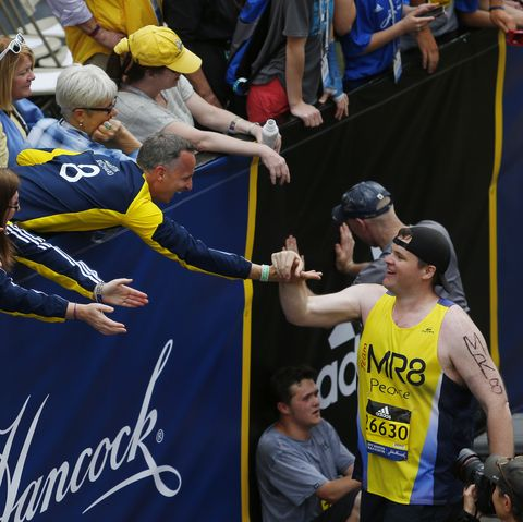 Here's How to Spectate the Boston Marathon