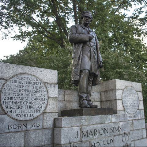 j marion sims archive