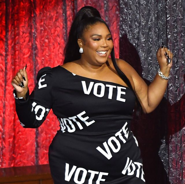 lizzo accepts the top song sales artist award onstage at the 2020 billboard music awards, broadcast on october 14, 2020 at the dolby theatre in los angeles, ca  photo by kevin mazurbbma2020getty images for dcp