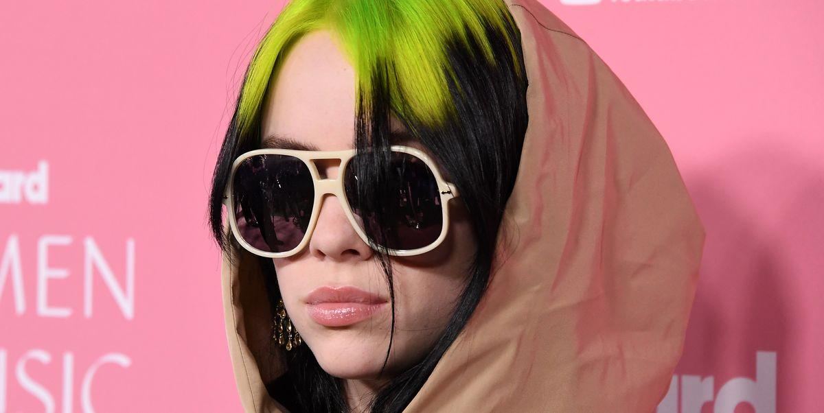 billie eilish arrives at the 2019 billboard women in music news photo 1600085733 jpg?crop=1 00xw:0 620xh;0,0 0990xh&resize=1200:*.'