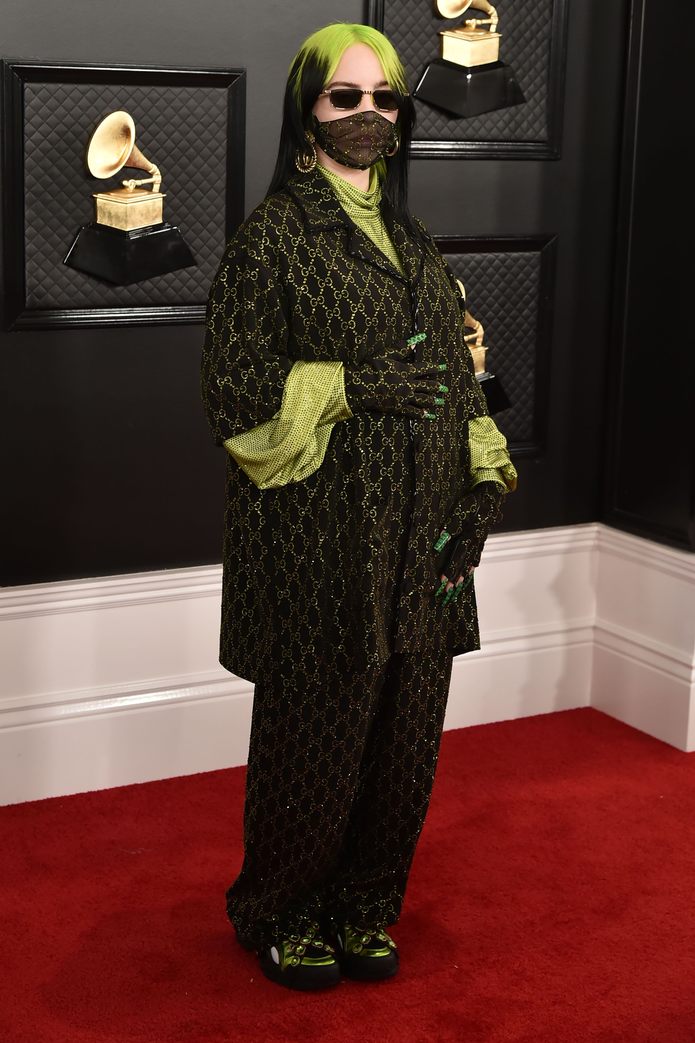 Billie Eilish S Best Red Carpet And Stage Fashion Looks