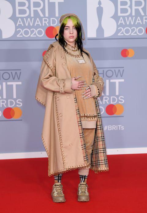 The BRIT Awards 2020 - Red Carpet Arrivals