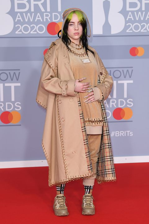 Billie Eilish Best Outfits