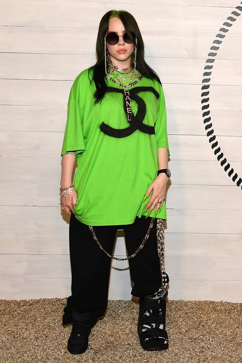 Billie Eilish Every Iconic Billie Outfit And Style Moments
