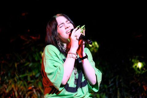 Billie Eilish Opened Up About Depression and Fame - Billie Eilish