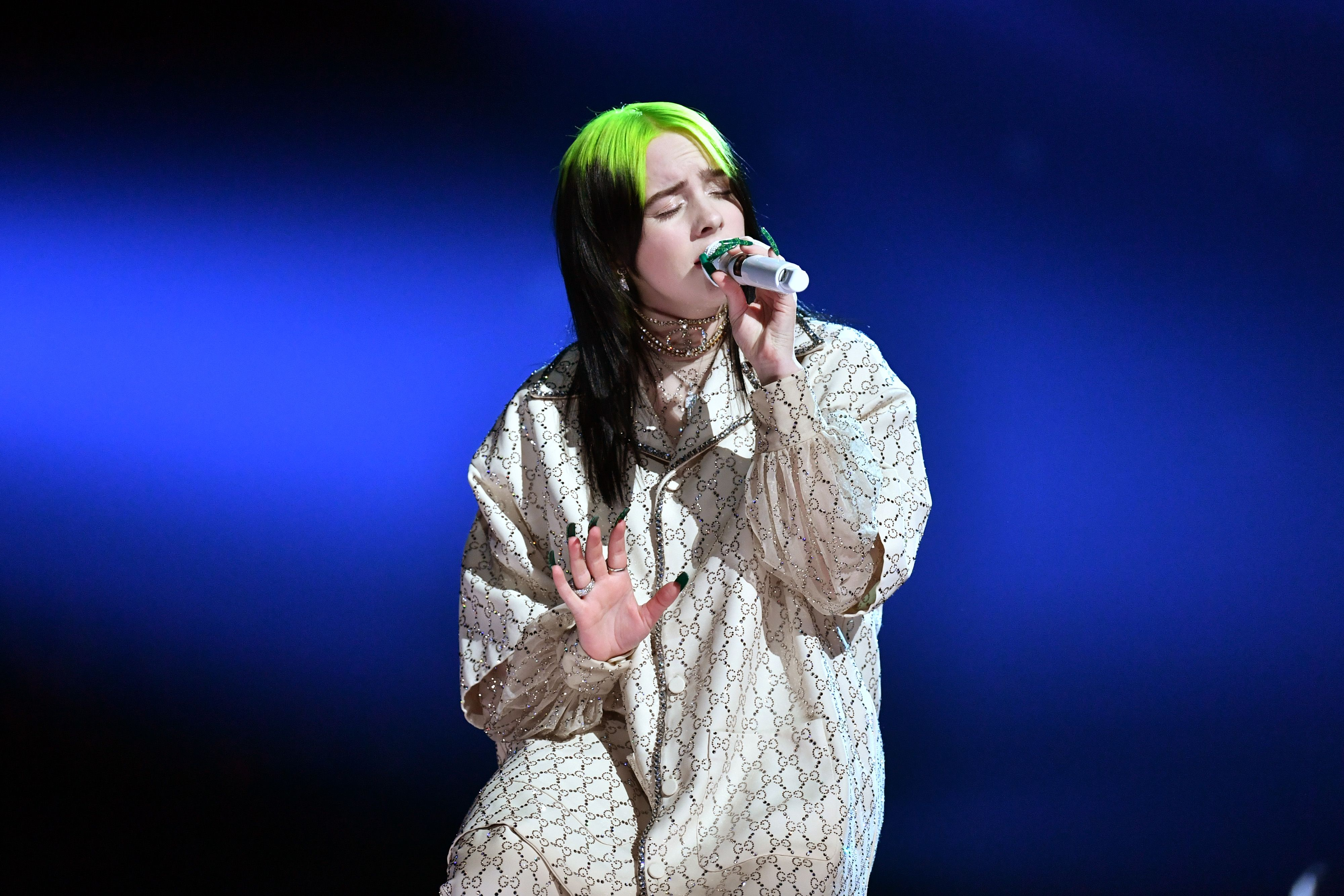 Billie Eilish Delivered the Performance of the Night at the Grammys