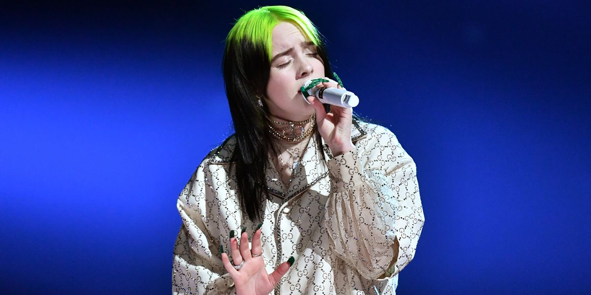 Billie Eilish Drops New Bond Theme Song and It's Unlike Anything We've Heard from Her Before