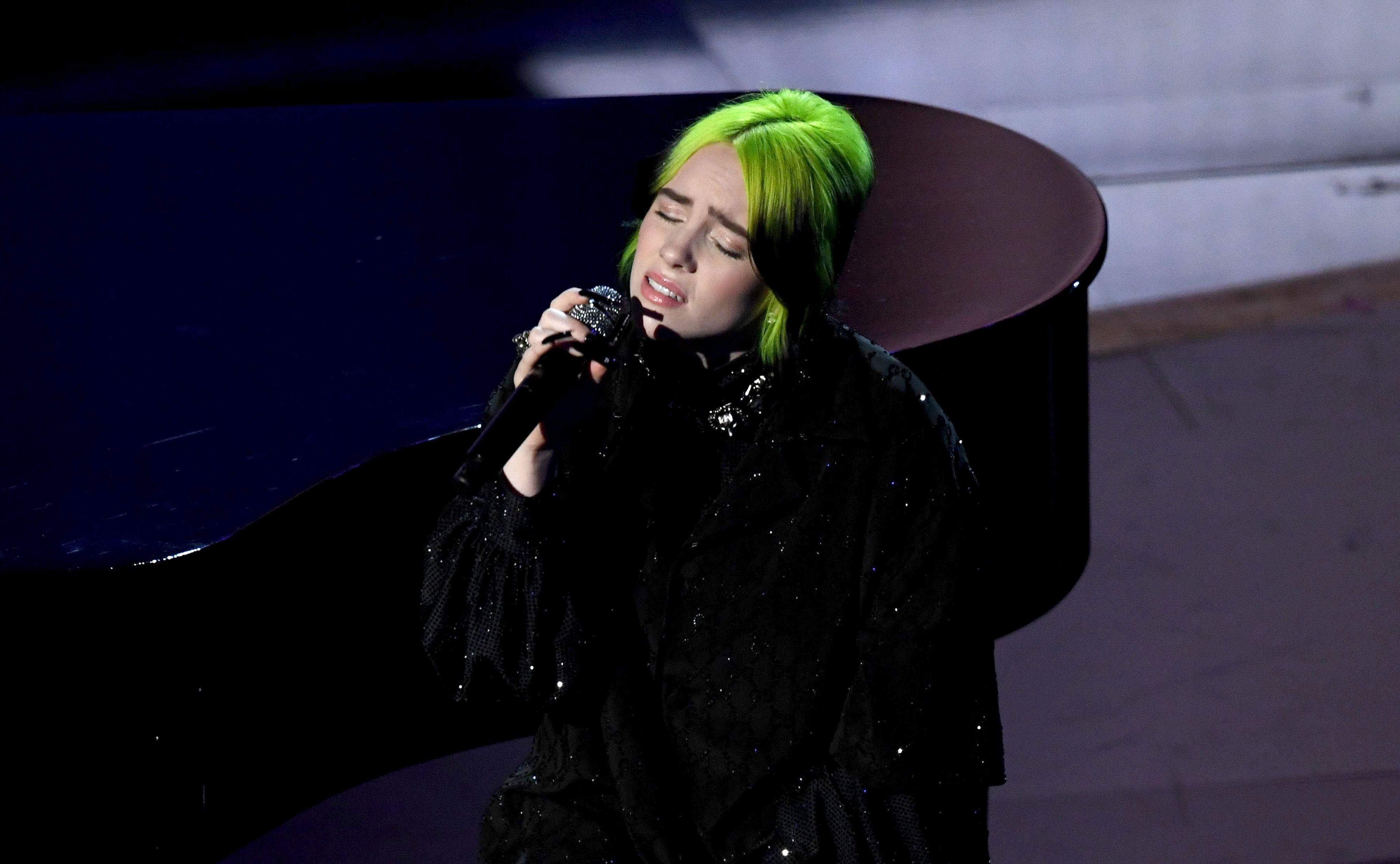 Billie Eilish on Her 'Bombed' Oscars Performance: 'That Sh*t Was Trash'
