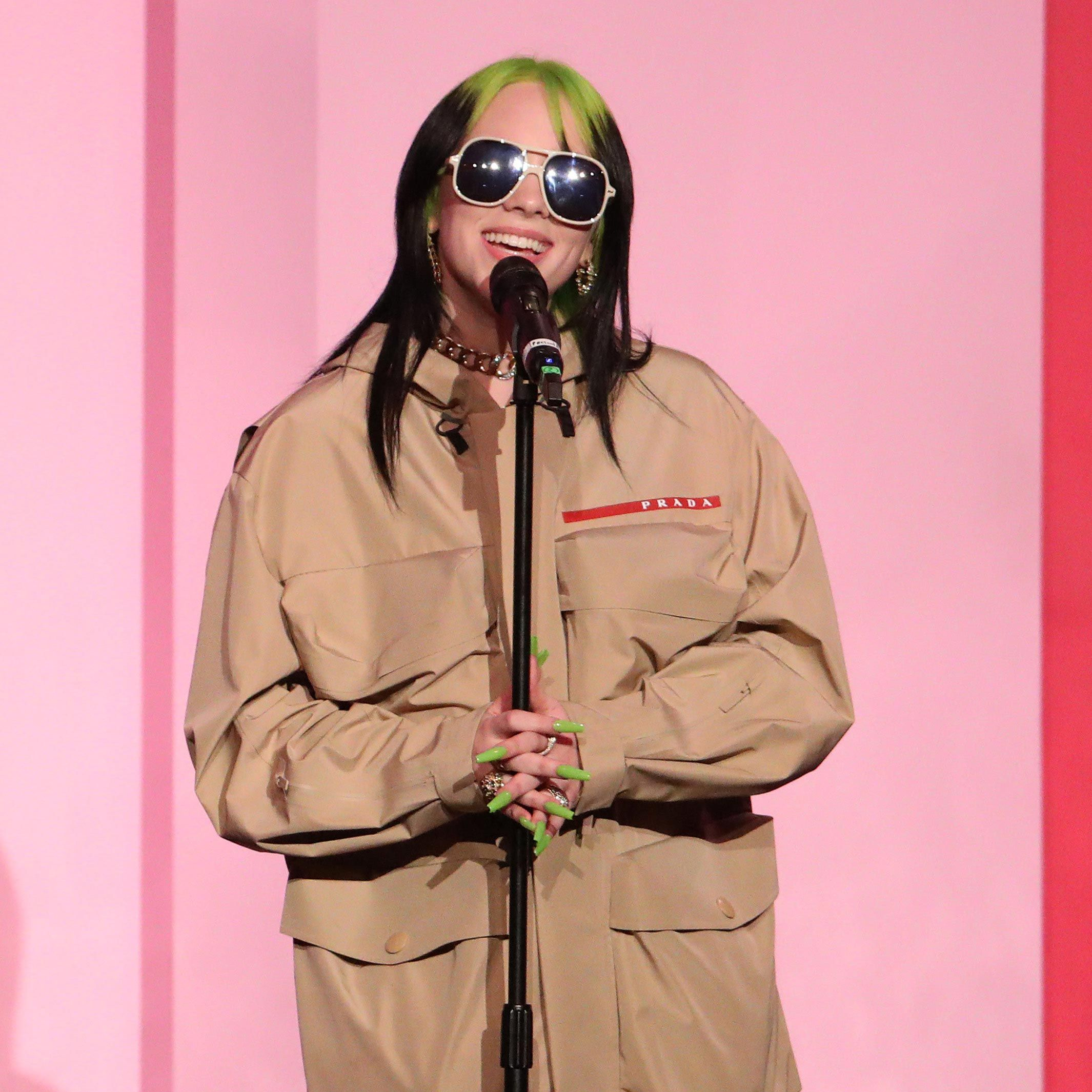No Time to Die's theme song will be performed by Billie Eilish