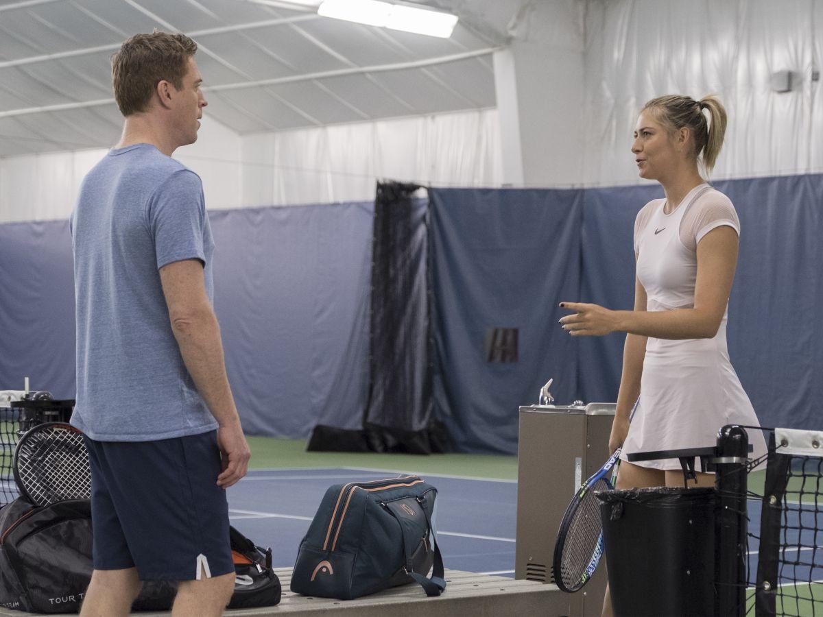 Lewis and Maria Sharapova in Billions .