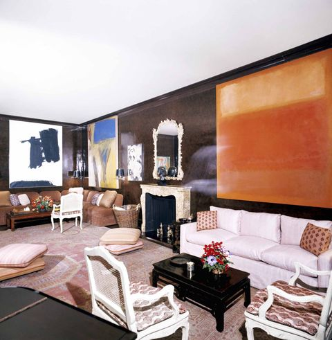 billy baldwin living room