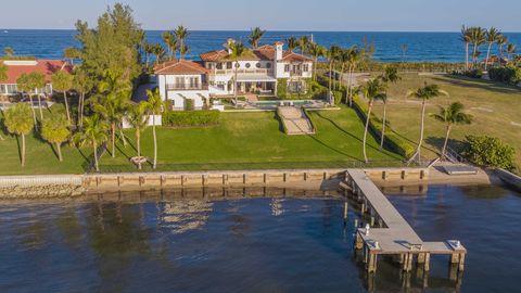 Billy Joel property - exterior - Florida - Christie's International Real Estate