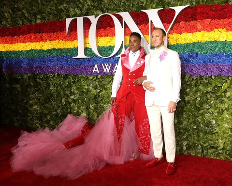 73rd Annual Tony Awards - Arrivals