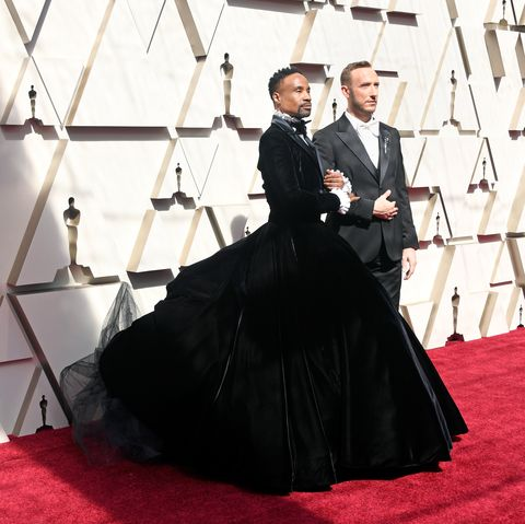 5c6b281ede57 Why Billy Porter Wore a Tuxedo Gown on Oscars 2019 Red Carpet