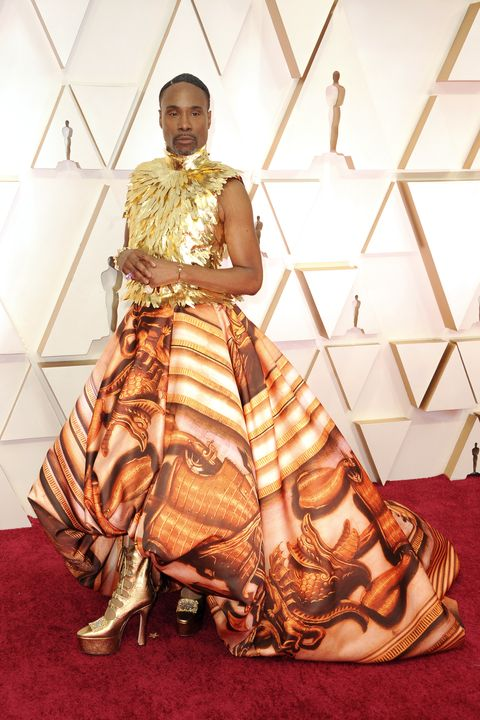 billy porter   92nd annual academy awards   arrivals