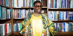 Billy Porter During London Fashion Week September 2019 - Day 2
