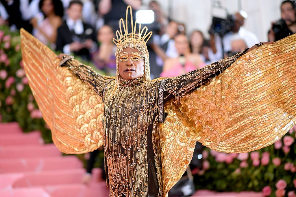 All About Billy Porter, the Emmy-Nominated Pose Star with Fabulous Red Carpet Looks