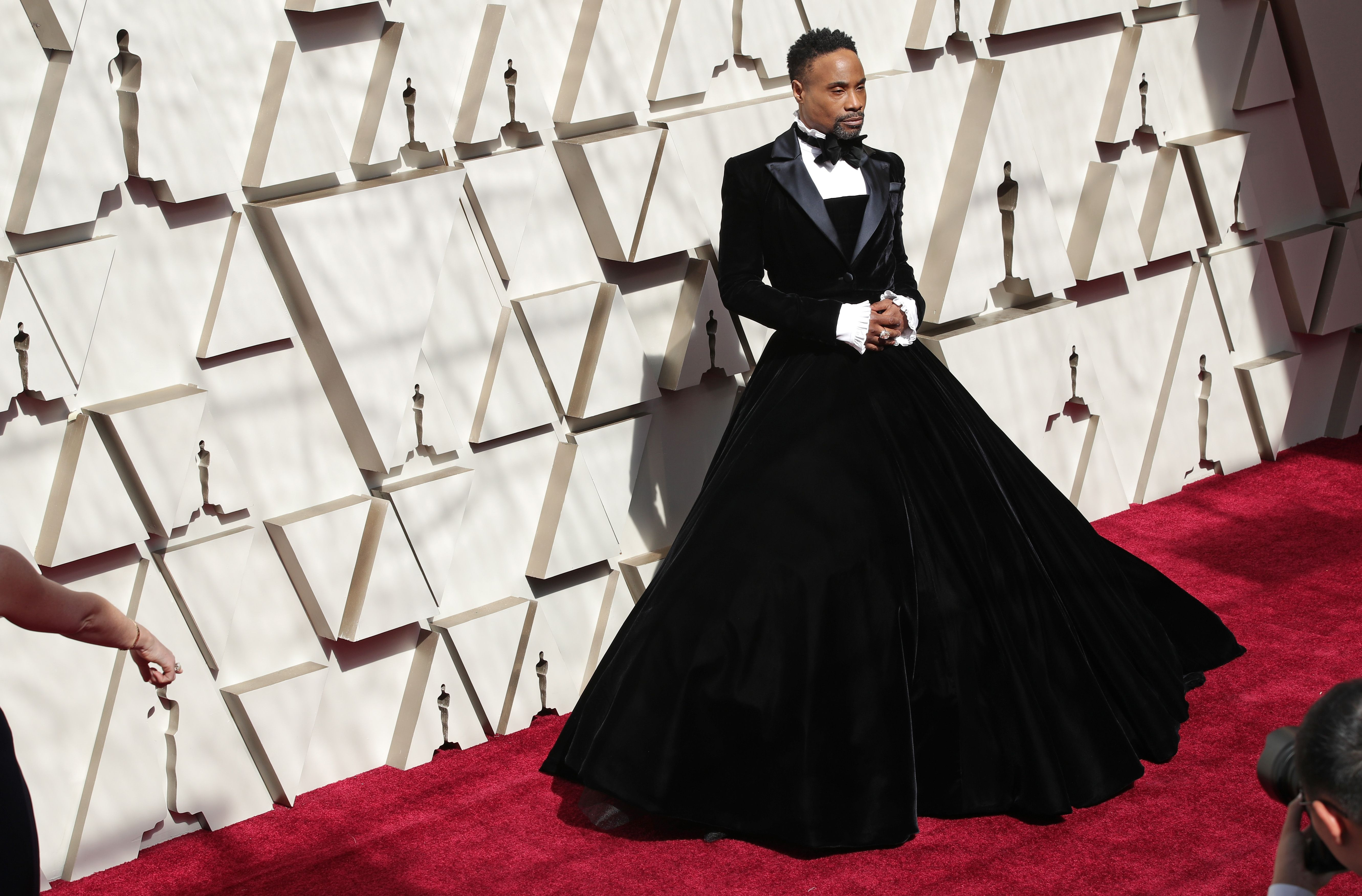 e1fd4ed0341 Billy Porter Wore a Christian Siriano Gown to the 2019 Academy Awards