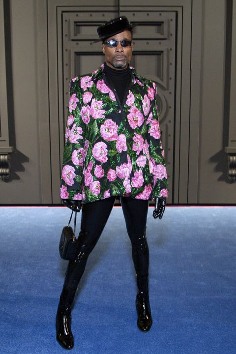 billy porter during london fashion week february 2020   day 2