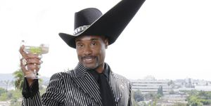 Billy Porter Gets Ready For The 71st Emmy Awards With A Marvelous Ketel One Martini
