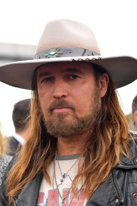 Billy Ray Cyrus - Miley Cyrus Siblings Family