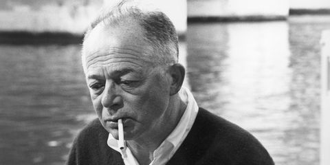 billy wilder 1906 2002, american director, on the set of his film irma la douce, paris, on august 25, 1962 photo by jean regis roustonroger viollet via getty images