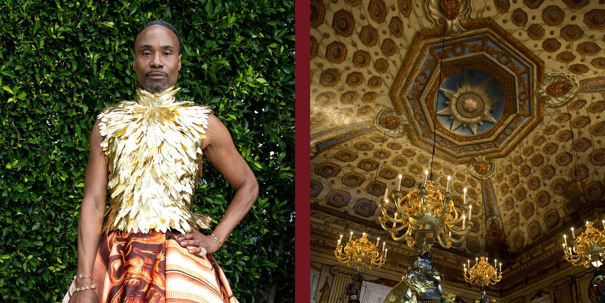 Billy Porter Looked Like Royalty in His Kensington Palace-Inspired Oscars Outfit