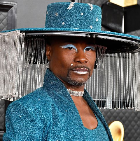 Billy Porter at the 2020 Grammys Outfit - Billy Porter At the ...