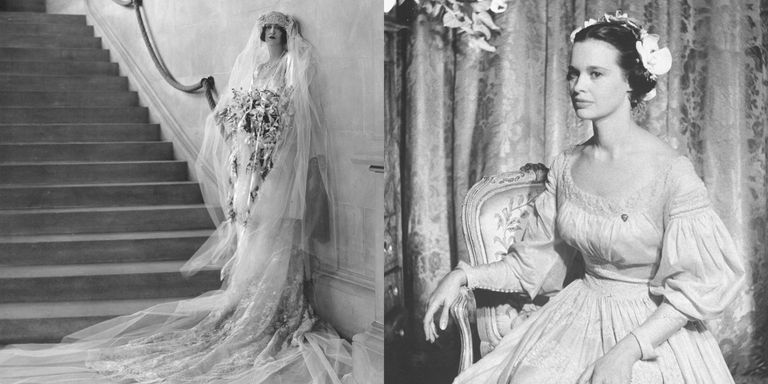 9 most expensive vintage wedding dresses of all time best vintage getty images junglespirit Gallery