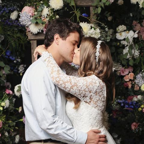 Bindi Irwin and Chandler Powell Wedding