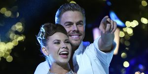 "ABC's ""Dancing With The Stars"" Live Finale"