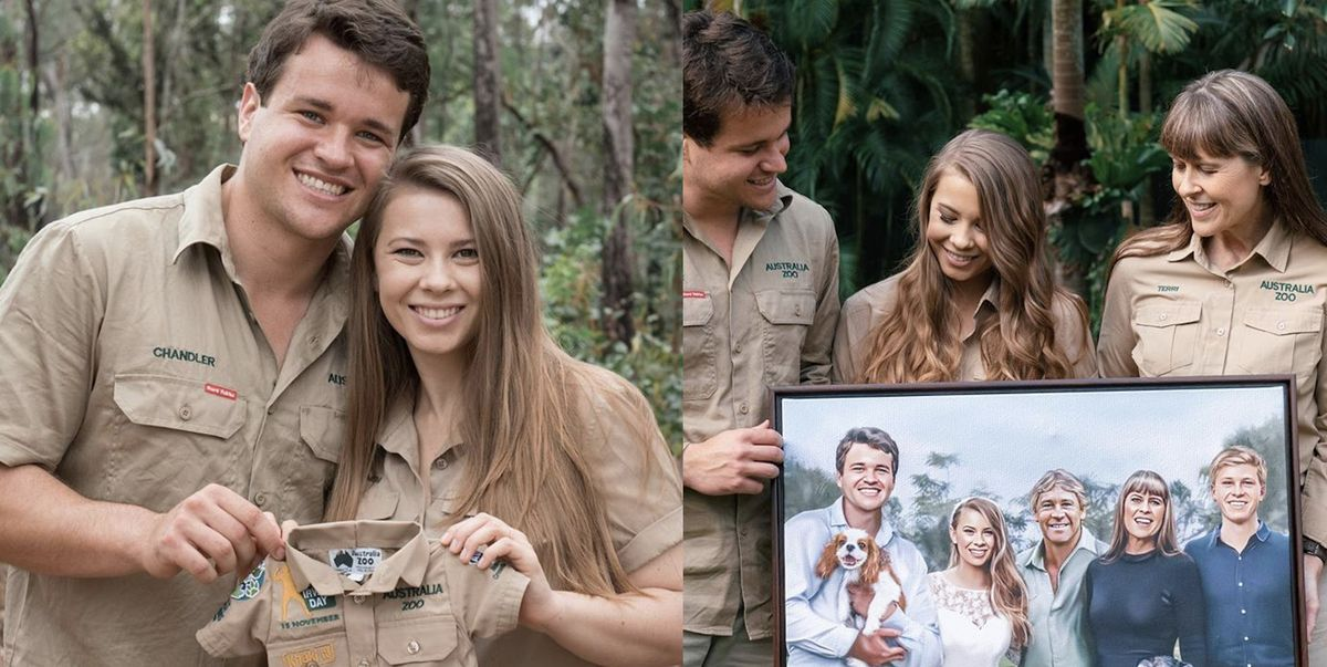 Bindi Irwin Honored Her Late Dad Steve Days Before Her Pregnancy Announcement